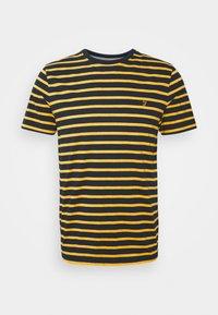 COVENTRY TEE - Print T-shirt - dark mustard