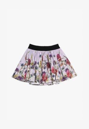 BRENDA - A-line skirt - rose