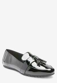 Next - CLEATED - Mocassins - black - 1