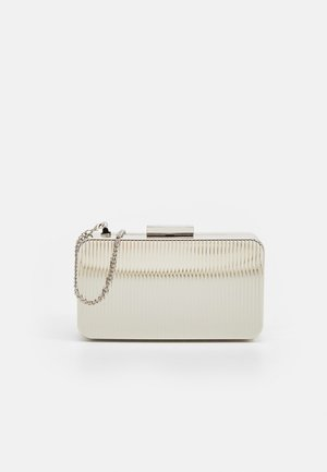 BOX BAG ENDLESS - Clutch - silver-coloured