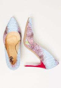myMo - Zapatos altos - rosa - 3