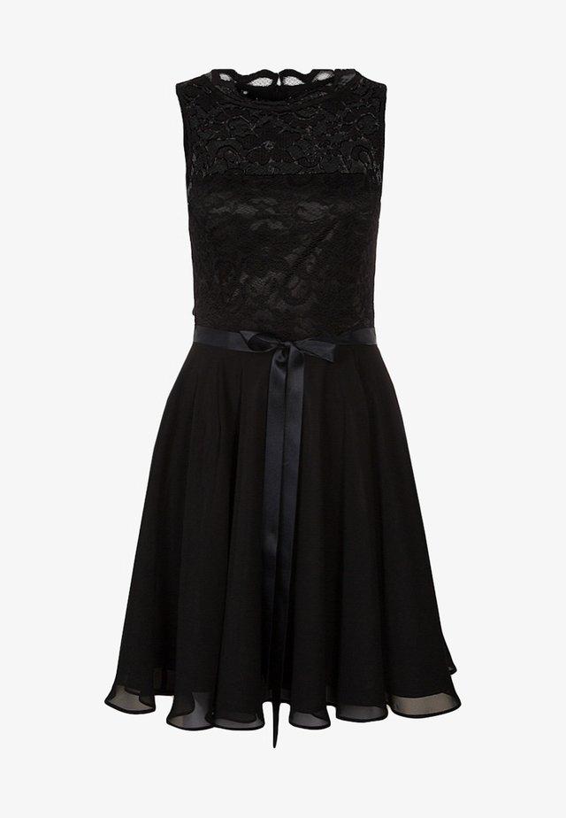 Juhlamekko - schwarz