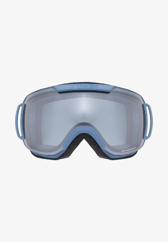 DOWNHILL 2000 FM - Ski goggles - lagune mat (s55011540)