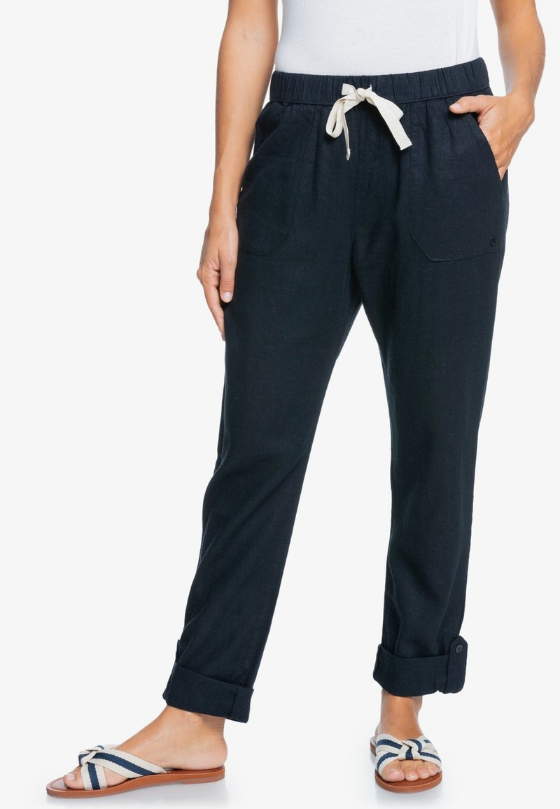 Roxy - ON THE SEASHORE  - Trousers - anthracite