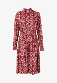 Lieblingsstück - MILLEFLEUR - Shirt dress - burgund - 2
