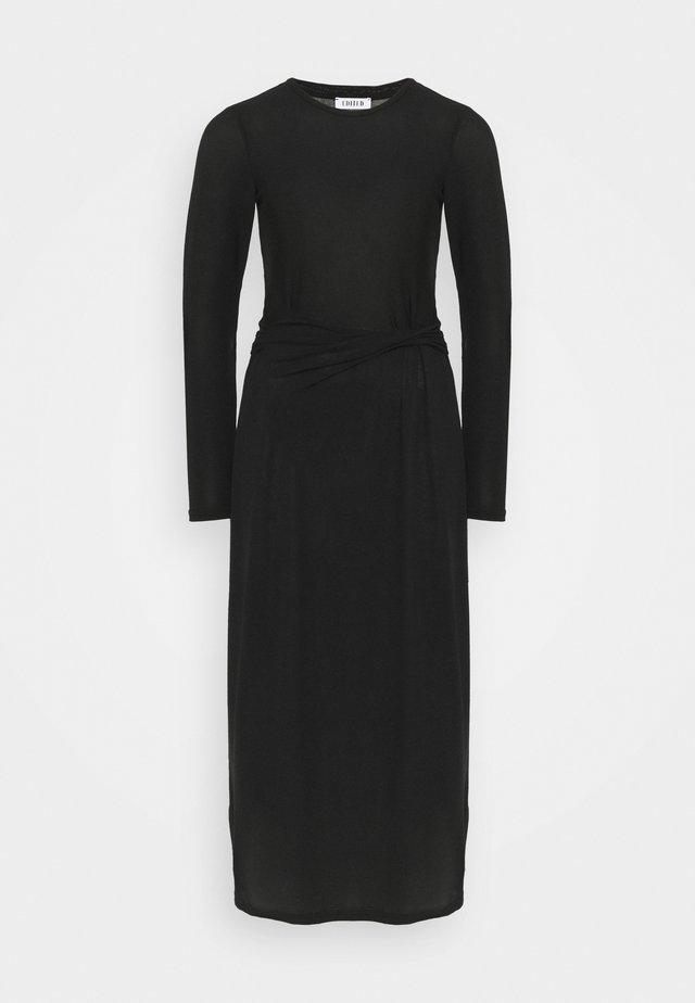 TALEA DRESS - Maxi-jurk - schwarz
