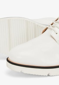Bianco - DERBY  - Sneakers basse - white - 4