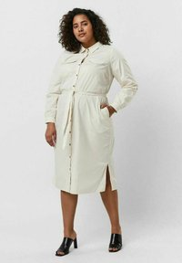 Vero Moda Curve - Shirt dress - birch - 1