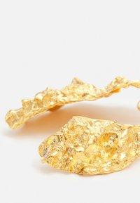 Hermina Athens - MELIES ASYMMETRICAL EARRINGS - Boucles d'oreilles - gold - 2