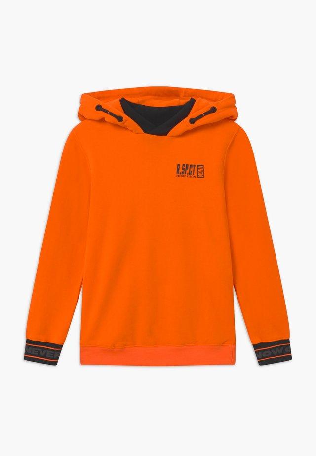 NOYANO - Luvtröja - orange red