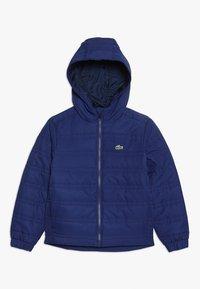 Lacoste - WINTER JACKET - Winter jacket - capitaine - 0