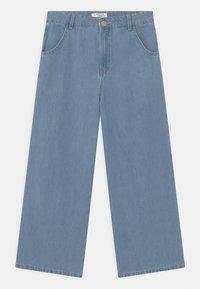 Lindex - ABBIE - Jeans Straight Leg - blue denim - 0