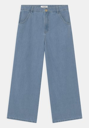 ABBIE - Straight leg jeans - blue denim
