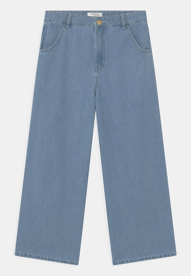 ABBIE - Jeans straight leg - blue denim