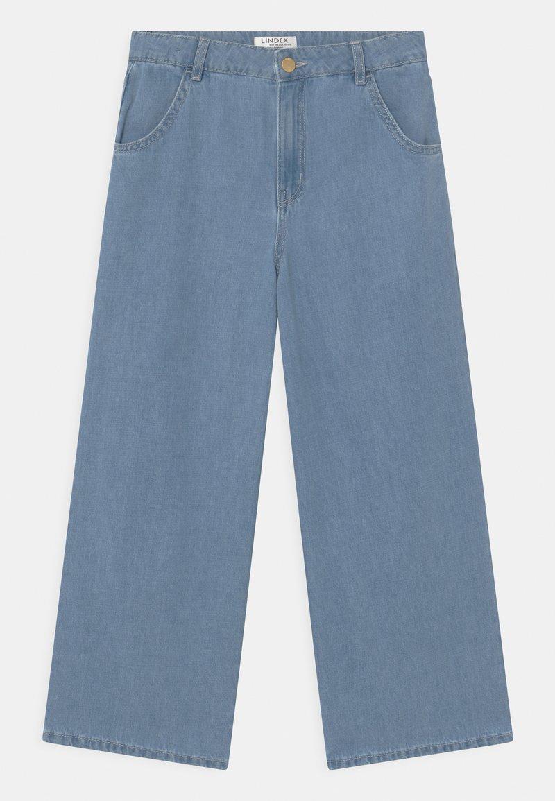 Lindex - ABBIE - Jeans Straight Leg - blue denim