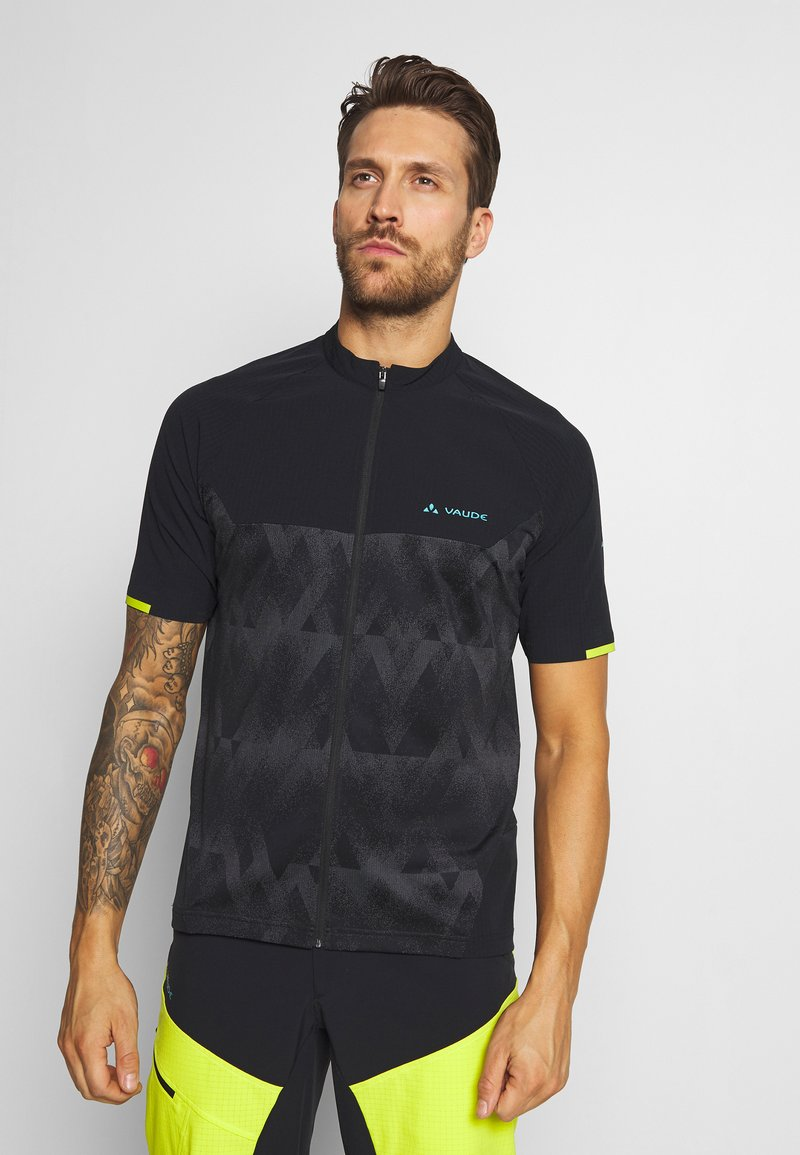 Vaude - VIRT - Print T-shirt - black