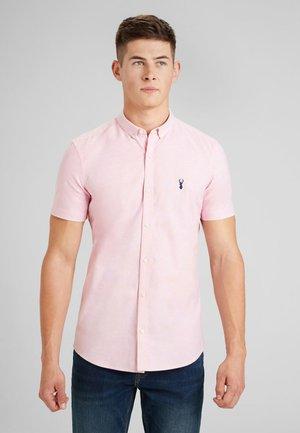 SHORT SLEEVE - Shirt - pink