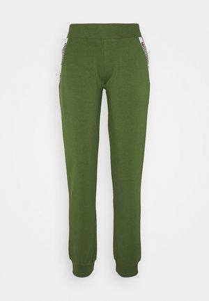 PANTS - Pyjama bottoms - military green