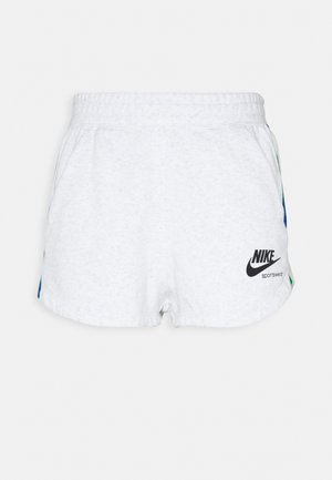 Shorts - birch heather/black