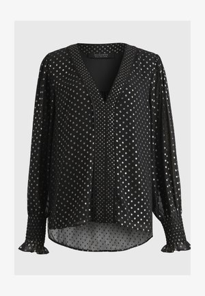 TENAYA DOT - Blouse - black