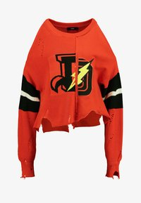 Diesel - M-CHEER - Jumper - orange