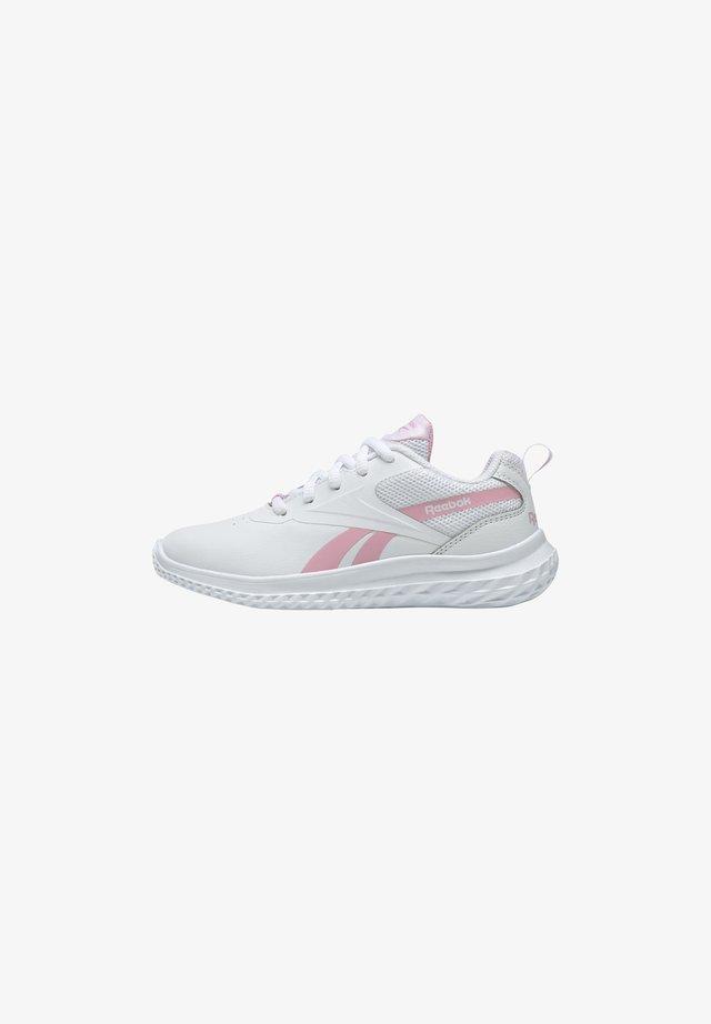 REEBOK RUSH RUNNER  SHOES - Zapatillas de running neutras - white