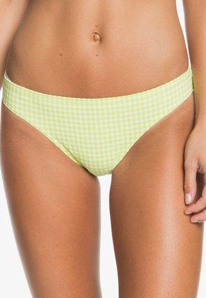 Bikini bottoms - limeade small castle s