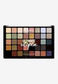 Nyx Professional Makeup - ULTIMATE SHADOW PALETTE - Eyeshadow palette - utopia 40 - 0