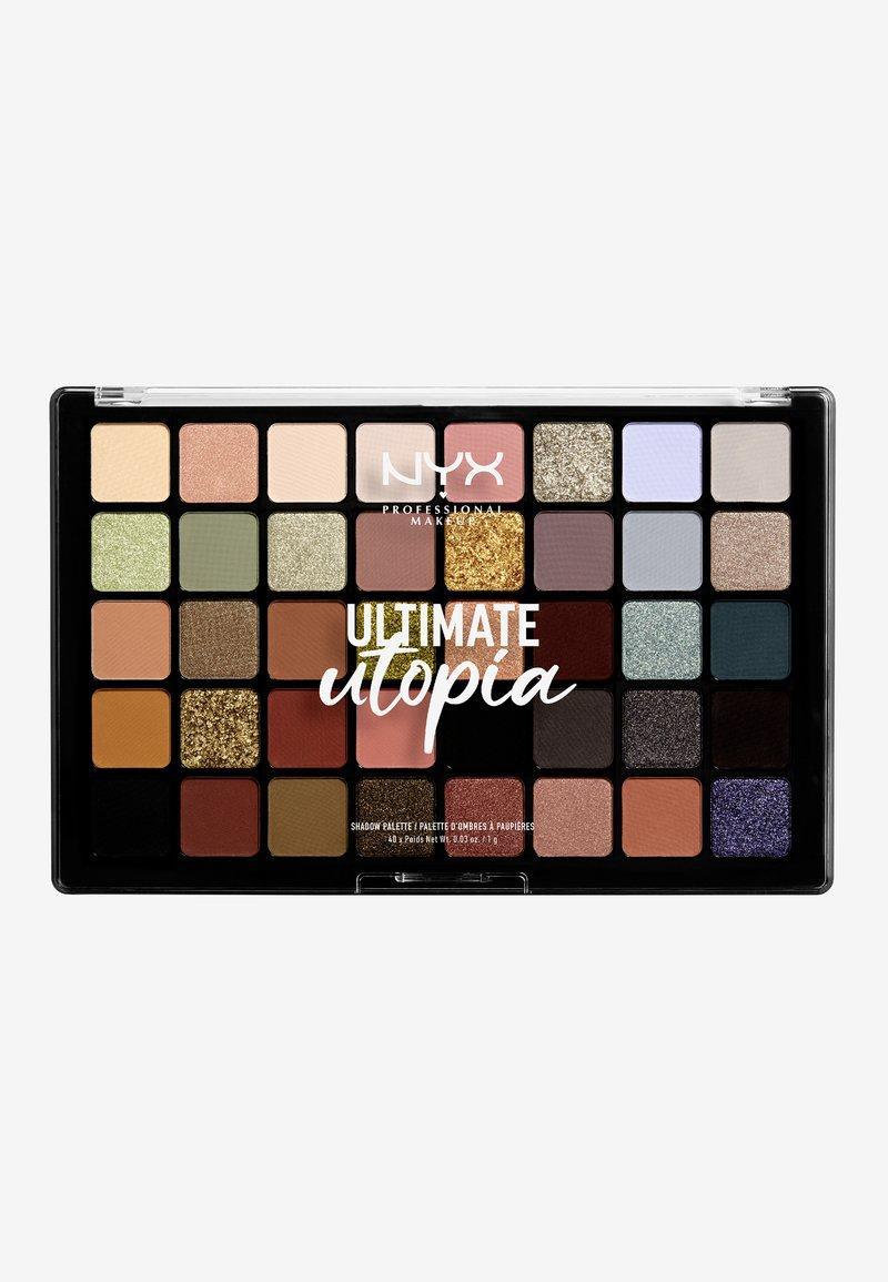Nyx Professional Makeup - ULTIMATE SHADOW PALETTE - Eyeshadow palette - utopia 40