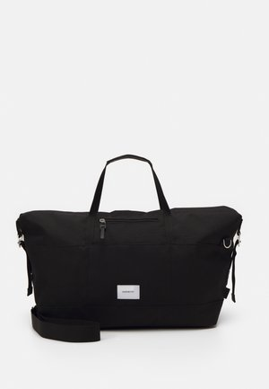 MILTON UNISEX - Weekend bag - black