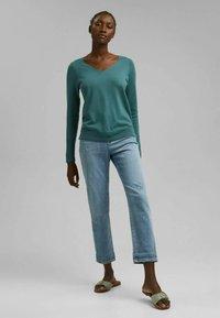 Esprit - Pullover - teal blue - 1