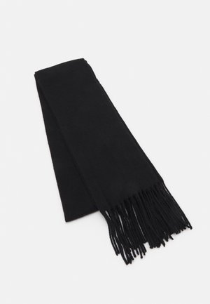 SUPERSOFT SCARF - Šála - black