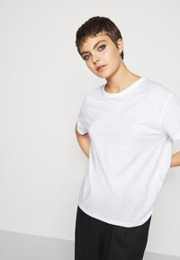 DRYKORN - LARIMA - T-shirt basic - weiß - 4