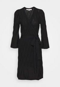 Diane von Furstenberg - AUDREY DRESS - Jumper dress - black - 3