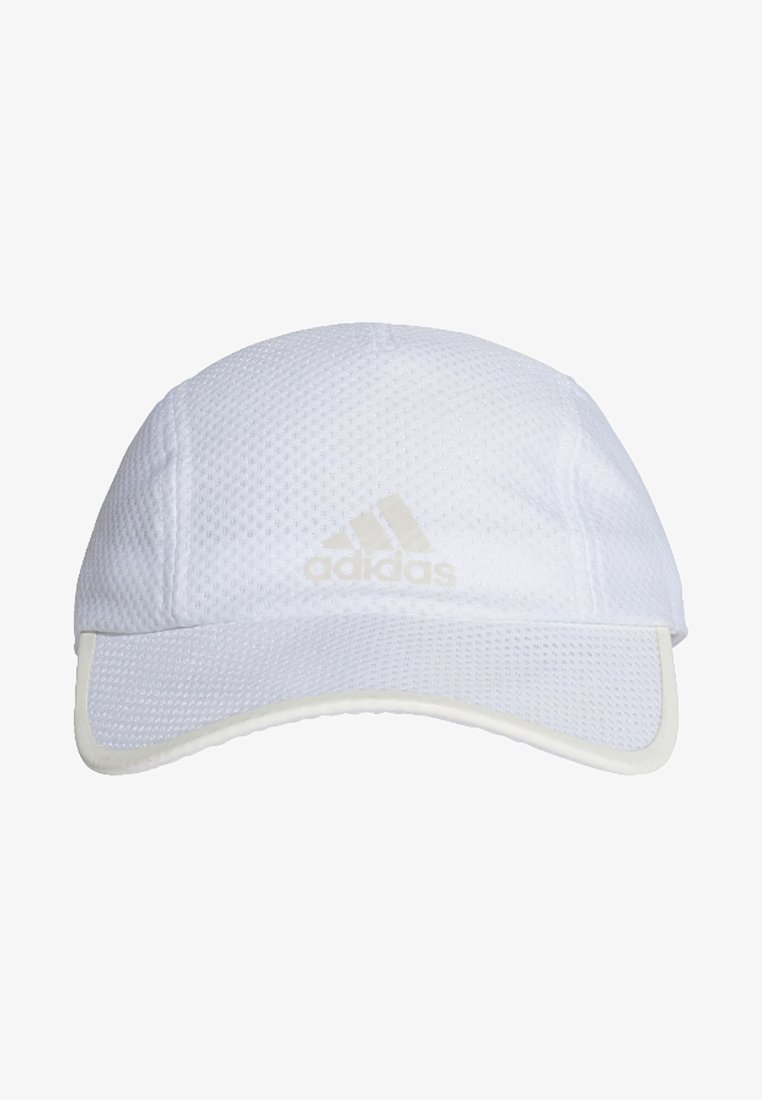 adidas Performance - CLIMACOOL RUNNING CAP - Caps -  white/white reflective
