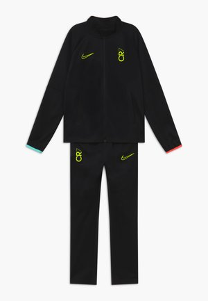 CR7 DRY SUIT - Tracksuit - black