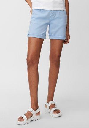 Denim shorts - sunny sky