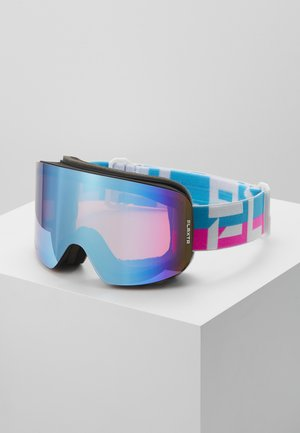 PRIME UNISEX - Laskettelulasit - bright pink/blue
