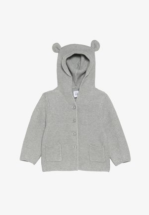 GARTER BABY - Vest - light grey