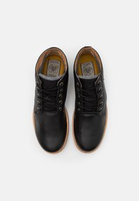 Sneaky Steve - CRASHER - Lace-up ankle boots - black - 3