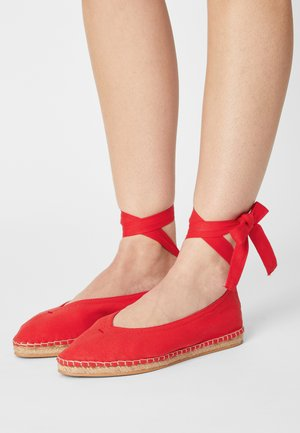 ADDISON - Loafers - orange