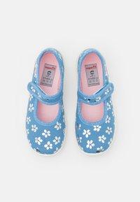 Superfit - BELINDA - Domácí obuv - blau - 3