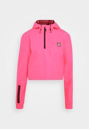 MIZUKO - Training jacket - neon pink
