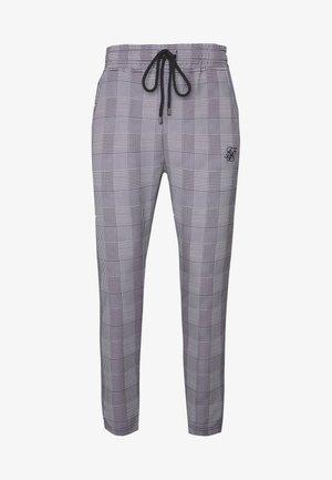 SMART - Pantaloni sportivi - black/grey/white