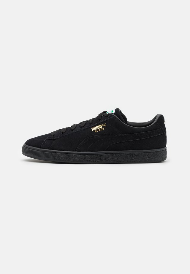 SUEDE CLASSIC - Trainers - black