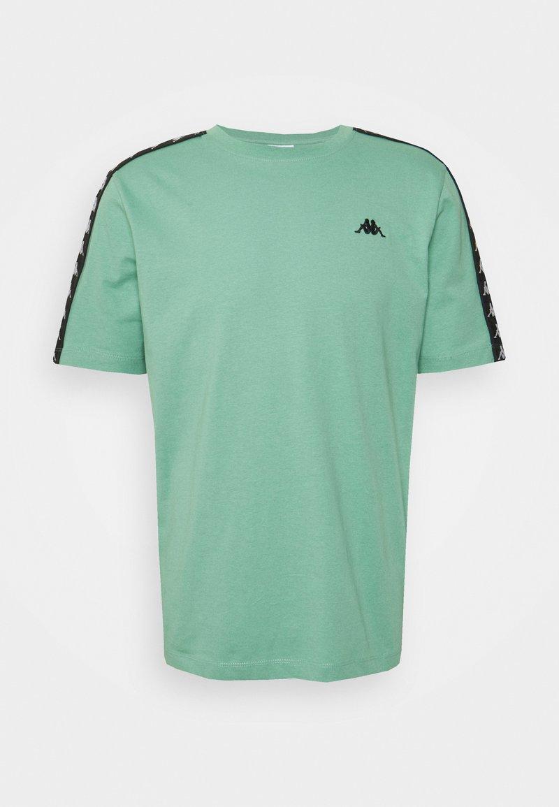 Kappa - JANNO - T-Shirt print - malachite green