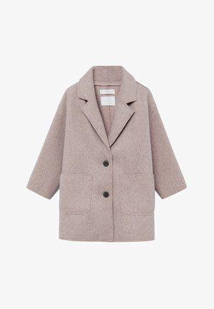 PANOPB - Short coat - light pink