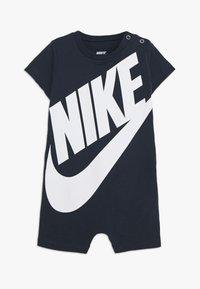 Nike Sportswear - FUTURA ROMPER BABY - Jumpsuit - obsidian - 0