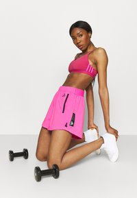 adidas Performance - SHORT - Sports shorts - pink - 1
