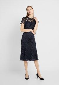 Lauren Ralph Lauren - KAMI DRESS - Robe d'été - lighthouse navy - 0